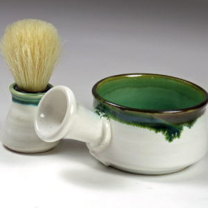 Mint Shaving Bowl